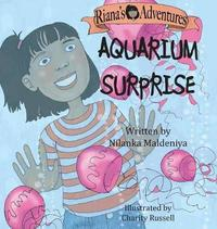 Riana's Adventures - Aquarium Surprise by Nilanka Maldeniya image