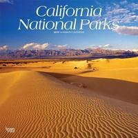 California National Parks 2019 Square by Inc Browntrout Publishers image