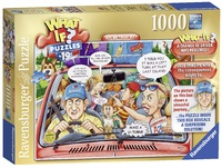 Ravensburger: 1,000 Piece Puzzle - What If? (Are We There Yet?)
