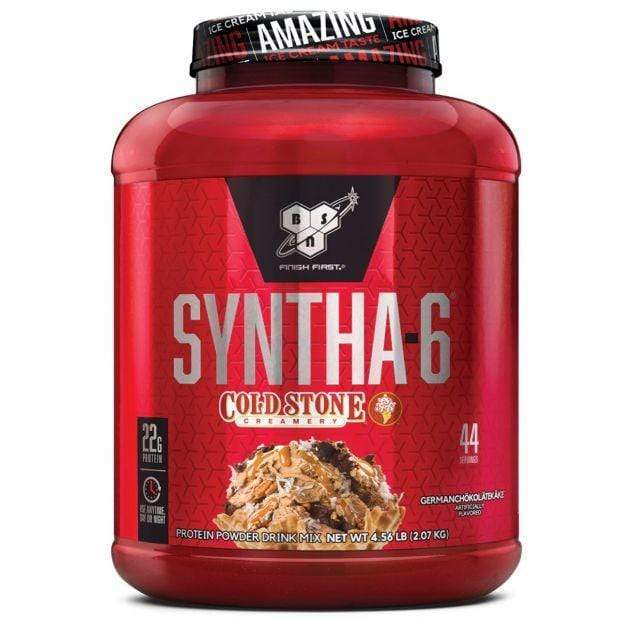 BSN Syntha-6 Protein: Coldstone German Chokolatekake (2.06 kg)