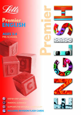 Pre-School Premier - English (3-4) by Lynn Huggins Cooper image