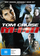 Mission Impossible 3 on DVD