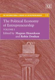 The Political Economy of Entrepreneurship image