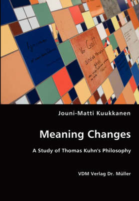 Meaning Changes by Jouni-Matti Kuukkanen image