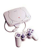 PS One Console for