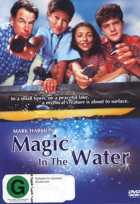 Magic In The Water on DVD