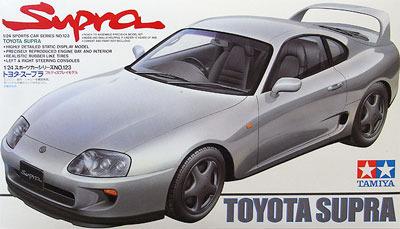 Tamiya Toyota Supra 1/24 Kitset Model