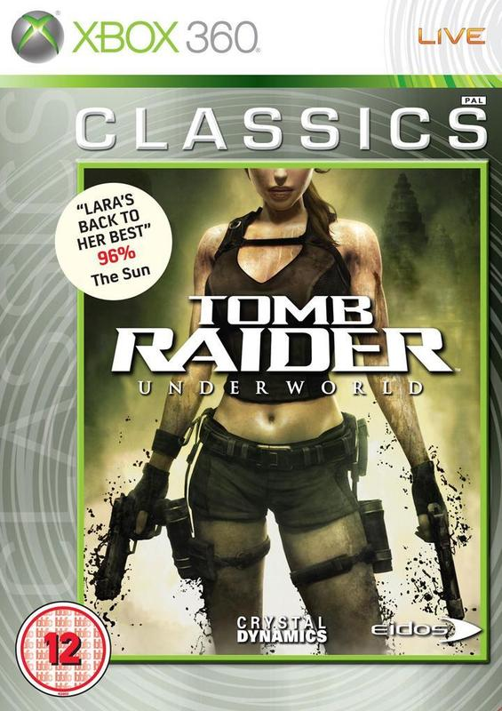 Tomb Raider: Underworld (Classics) for Xbox 360