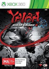 Yaiba: Ninja Gaiden Z for Xbox 360