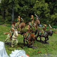 Kings of War Elf Silverbreeze Cavalry