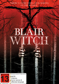 Blair Witch on DVD image