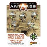 Beyond the Gates of Antares: Boromite Work Gang with Heavy Tractor Mauls