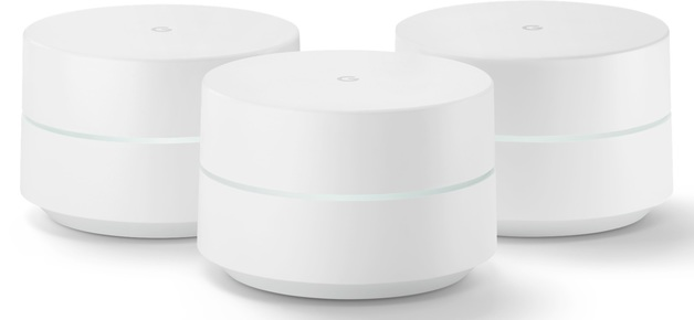 Google Wi-Fi Mesh Wi-Fi System - 3 Pack