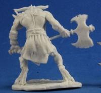 Dark Heaven Bones - Bloodhoof Minotaur Barbarian image