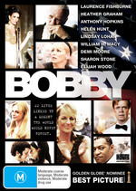 Bobby on DVD