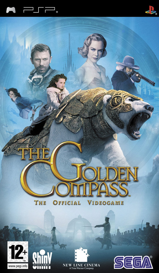 The Golden Compass for PSP image