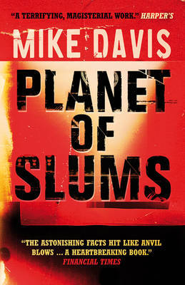 Planet of Slums by Mike Davis image