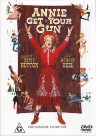 Annie Get Your Gun on DVD image
