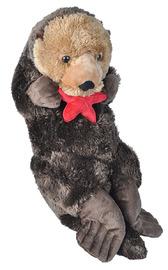 Cuddlekins: Jumbo Sea Otter - 30 Inch Plush