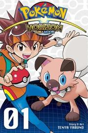 Pokemon Horizon: Sun & Moon, Vol. 1 by Tenya Yabuno