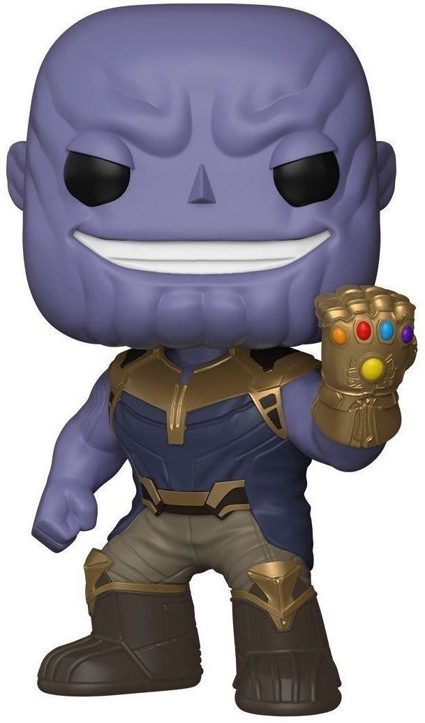 "Avengers: Infinity War - Thanos 10"" Super Sized Pop! Vinyl Figure image"