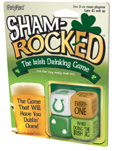 iPartyHard: Shamrocked - Dice Game