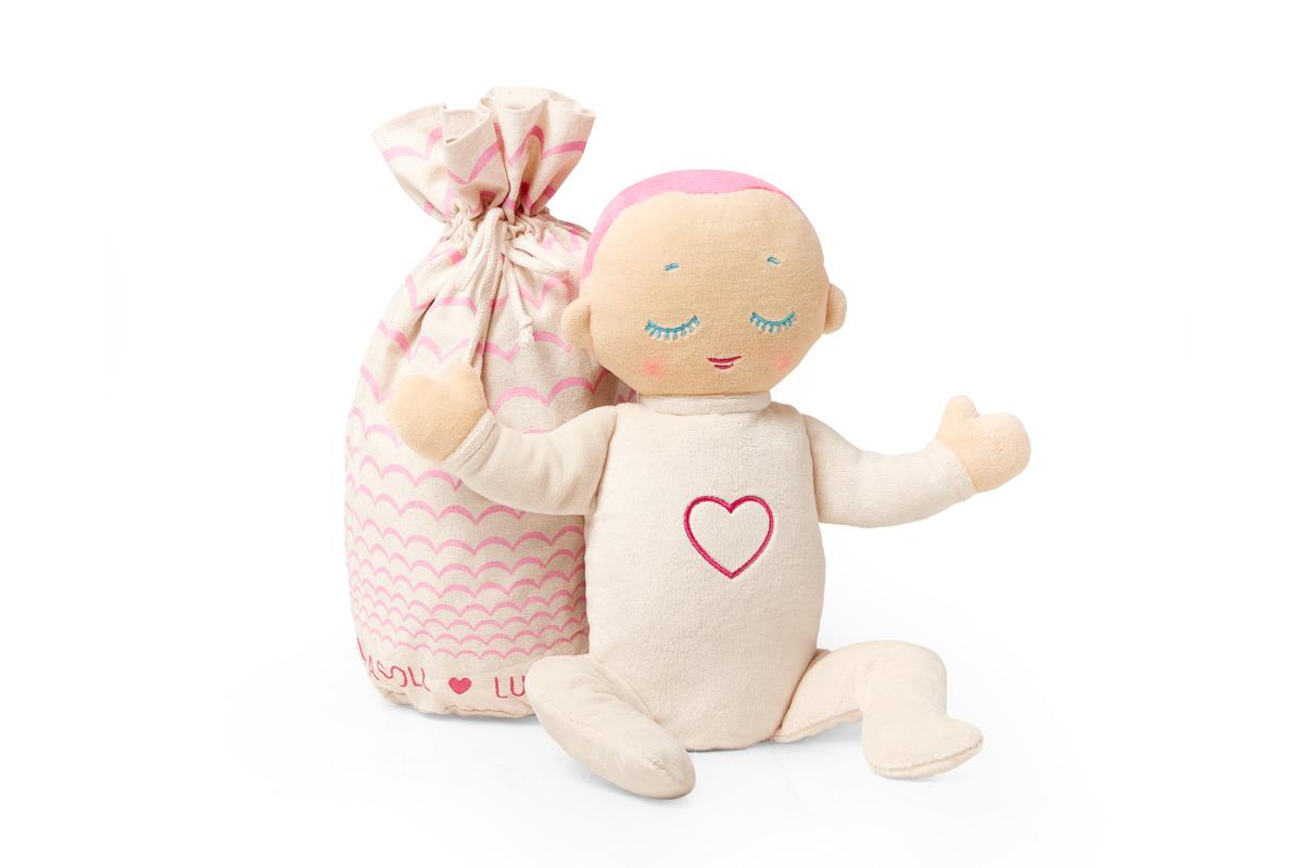 Lulla Doll Gen 3 - Coral image