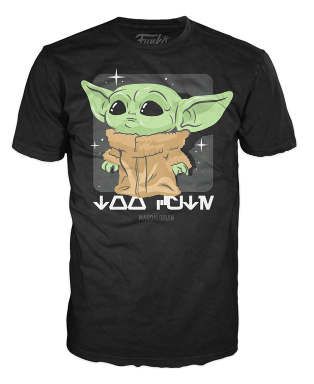 Star Wars: The Child (Cute) - Funko T-Shirt (Small)