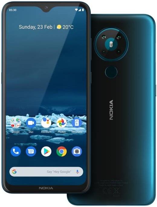 Nokia 5.3 (64GB/4GB RAM) - Blue