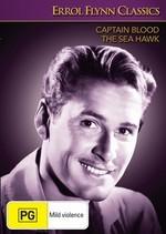 Eroll Flynn Classics (Captain Blood / The Sea Hawk) (2 Disc Set) on DVD