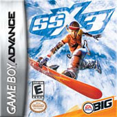 SSX 3 for Game Boy Advance