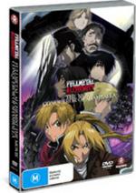 Fullmetal Alchemist - The Movie: Conqueror Of Shamballa on DVD