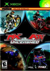 MX vs. ATV Unleashed for Xbox image