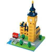 nanoblock: London Big Ben