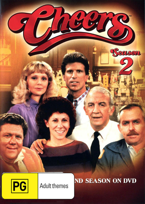 Cheers - Complete Season 2 on DVD