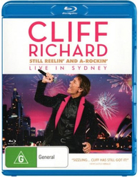 Cliff Richard: Still Reelin' and A-Rockin' - Live in Sydney on Blu-ray