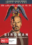 Birdman DVD