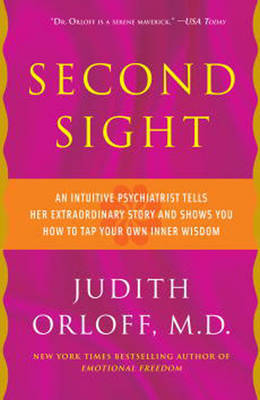Second Sight by Judith Orloff image