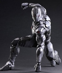 Marvel Universe: Iron Man (Limited Colour Ver.) - Variant Play Arts Kai Figure
