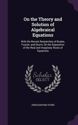 On the Theory and Solution of Algebraical Equations by John Radford Young image