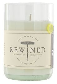 Rewined: Chenin Blanc - Scented Candle