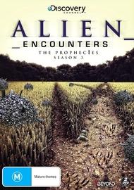 Alien Encounters - Season 3 on DVD