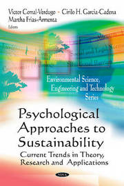 Psychological Approaches to Sustainability image