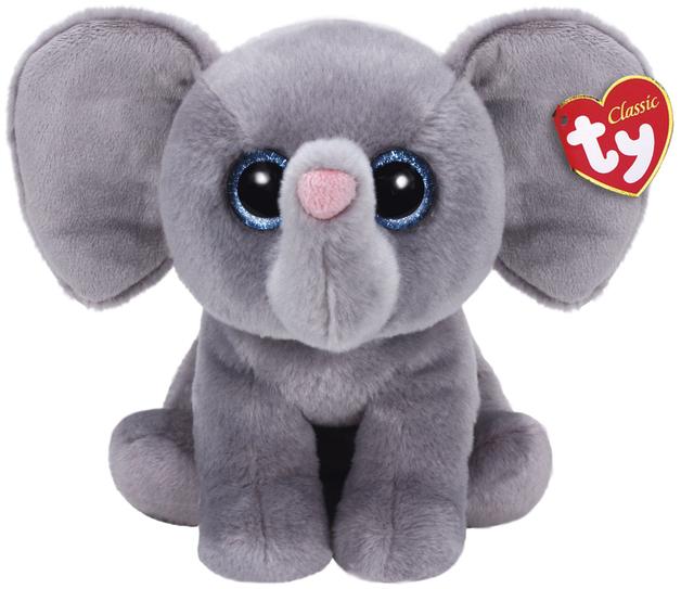 Ty Beanie Babies: Whopper Elephant - Medium Plush