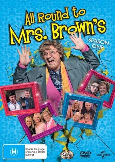 All Round To Mrs. Brown's on DVD