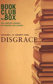 """Bookclub-in-a-Box"" Discusses the Novel ""Disgrace"" by J.M. Coetzee image"