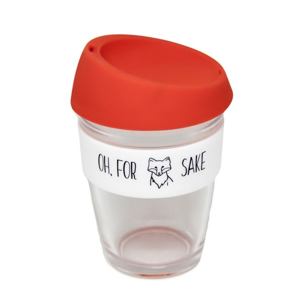 General Eclectic: Takeaway Cup - For Fox (340ml)