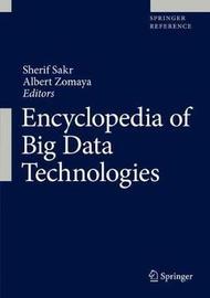 Encyclopedia of Big Data Technologies