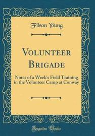 Volunteer Brigade by Filson Young image