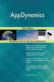 Appdynamics Third Edition by Gerardus Blokdyk image